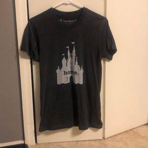Disney Castle Home Tee